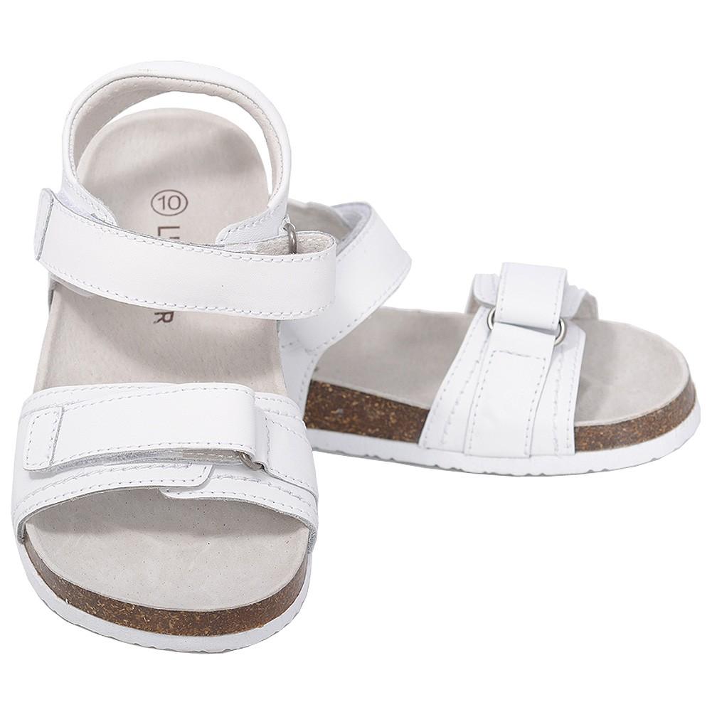 Soft Footbed Strap Sandals Little Girls