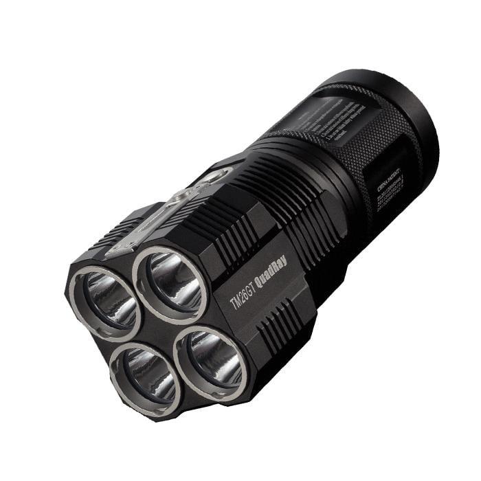 Nitecore TM26GT Flashlight / Searchlight CREE XP-L HI V3 ...