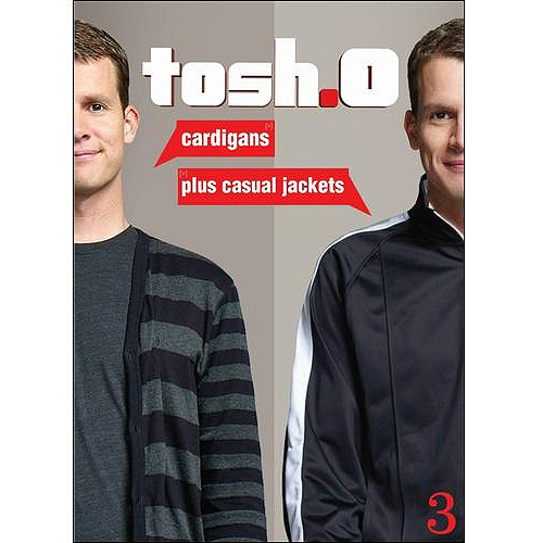 Tosh.0: Cardigans Plus Casual Jackets (Widescreen)