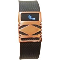 Funktional Wearables GEOCOVER-ROSE Geo Cover For Fitbit Charge/Charge HR (Rose Gold)