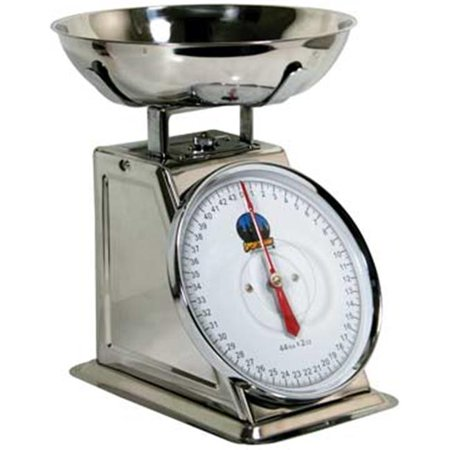 Sportsman  44 Pound Stainless Dial Scale ()