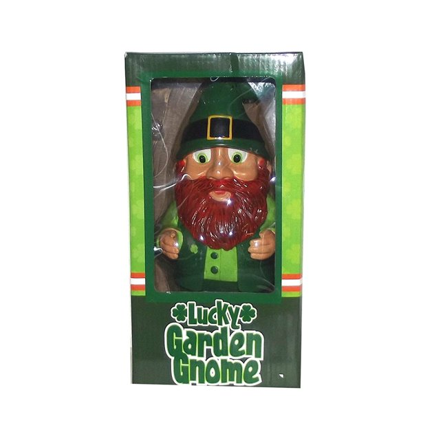 Download St. Patrick's Day Lucky Garden Gnome - Walmart.com ...