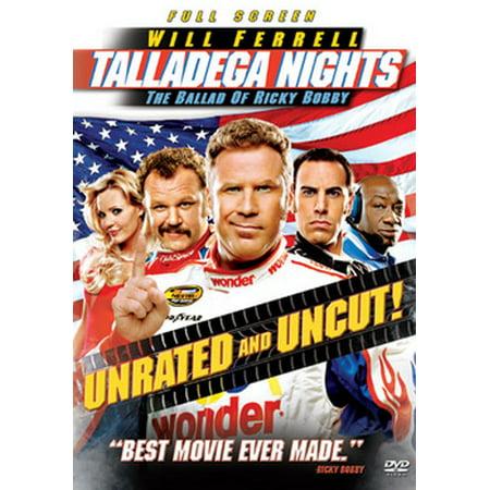 Talladega Nights: The Ballad of Ricky Bobby (DVD) (Ricky Bobby Outfit)