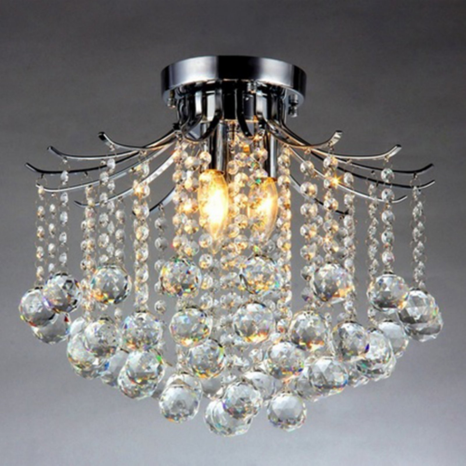 Warehouse of Tiffany Jewel RL4804 Crystal Chandelier by Supplier Generic