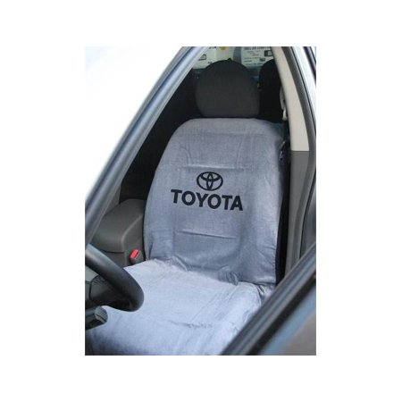 Toyota Gray Logo Car Seat Towel