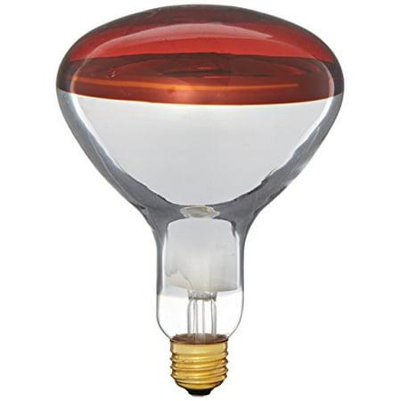 Philips 415836 Heat Lamp 250-Watt R40 Flood Light (Watt R40 Heat Lamp)