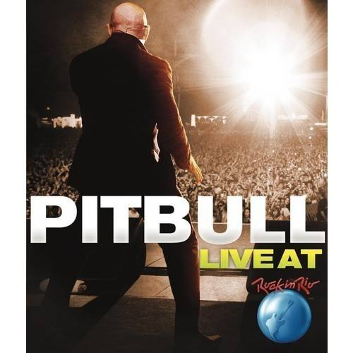 Pitbull: Live At Rock In Rio (Music DVD)