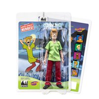 Scooby Doo Retro 8 Inch Action Figures Series: Shaggy [Scared Variant]