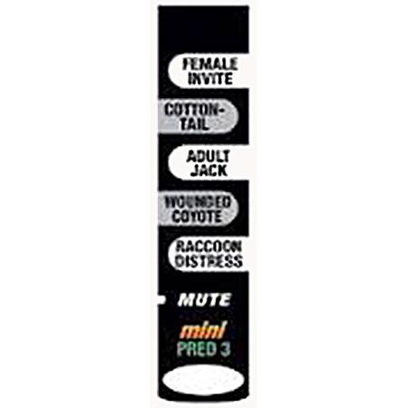 Extreme Dimension Mini Phantom Sound Stick Predator-3 8 Extreme Dimensions Carbon