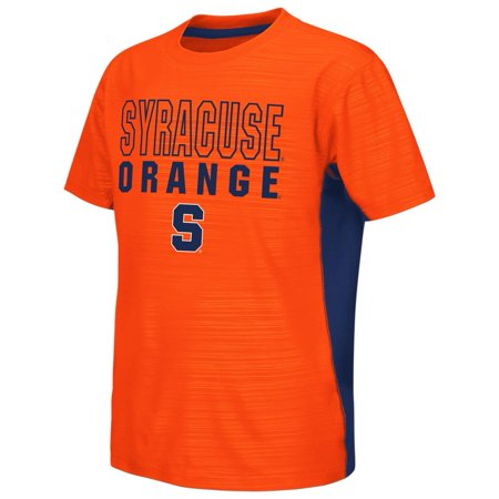 Syracuse University Youth Tee Performance Poly Logo T-Shirt (Syracuse University Halloween Party)