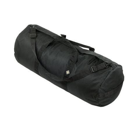 a3ed5ece02 Northstar Bags North Star Sport Duffle Bag 16in Diam 40in L-Midnight Black
