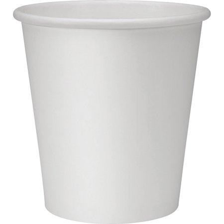 Genuine Joe Hot Cups Single 10oz. 250/BD White 19046BD