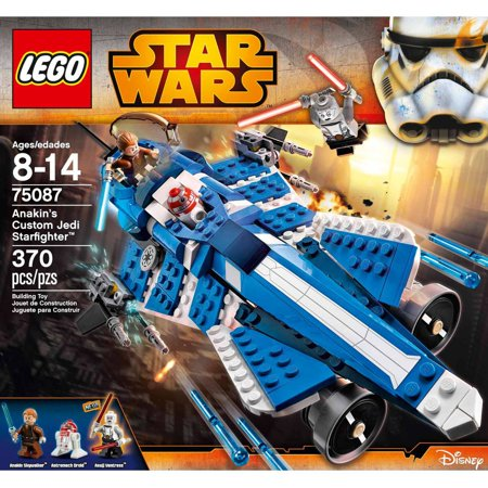 LEGO Star Wars Anakins Custom Jedi Starfighter