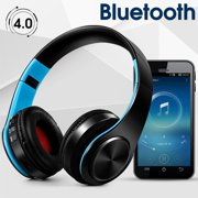 Best Bluetooth Headset For Cell Phones - Rechargeable On Ear Noise Cancelling Bluetooth Headphones HI-FI Review