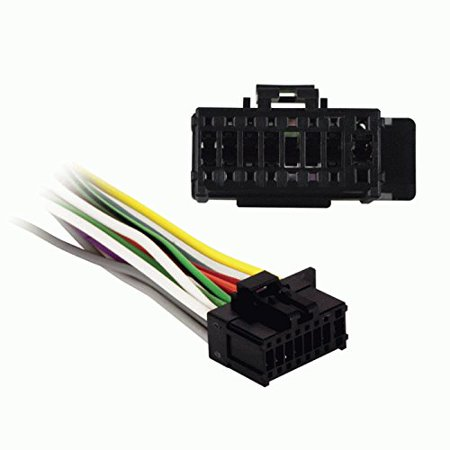metra pr pioneer pin wiring harness com metra pr04 0001 pioneer 16 pin wiring harness