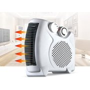 Porpora 1500W Portable heater Fan Heater space heater Desktop Heater with 2 Heat Settings, Cool Air Function & Adjustable Thermostat