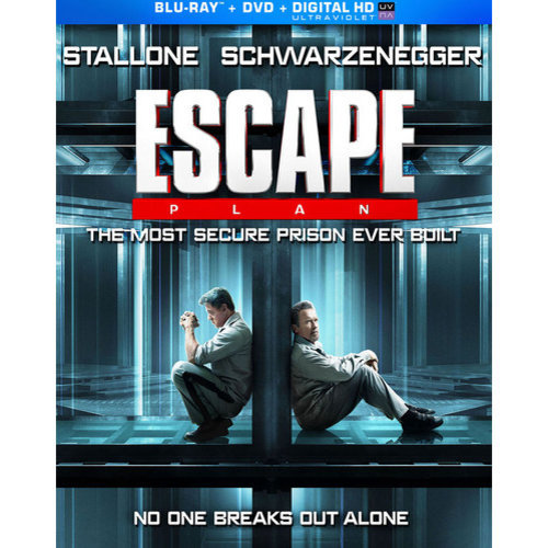 Escape Plan (Blu-ray) (With INSTAWATCH) (Widescreen)