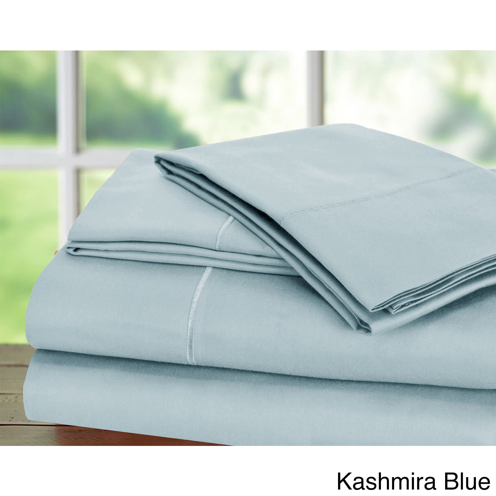 1000 thread count Cotton Rich Easy Care 4pc Sheet Set