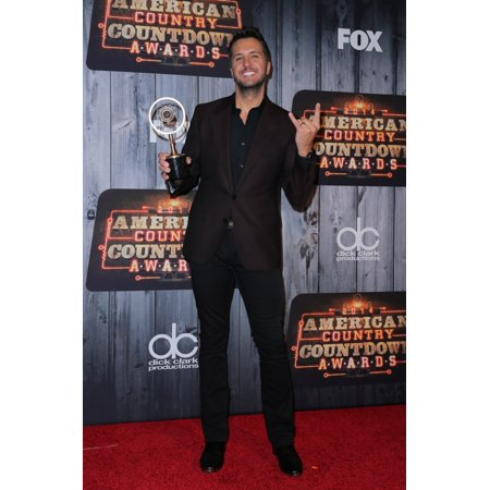Luke Bryan In The Press Room For 2014 American Country Countdown Awards - Press Room Music City Center Nashville Tn December 15 2014 Photo By MoraEverett Collection Celebrity](Party City In Nashville Tn)