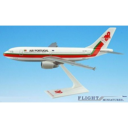Tap Air Portugal Airbus A310 300 Airplane Miniature Model Plastic Snap Fit 1 200 Part  Aab 31020H 012