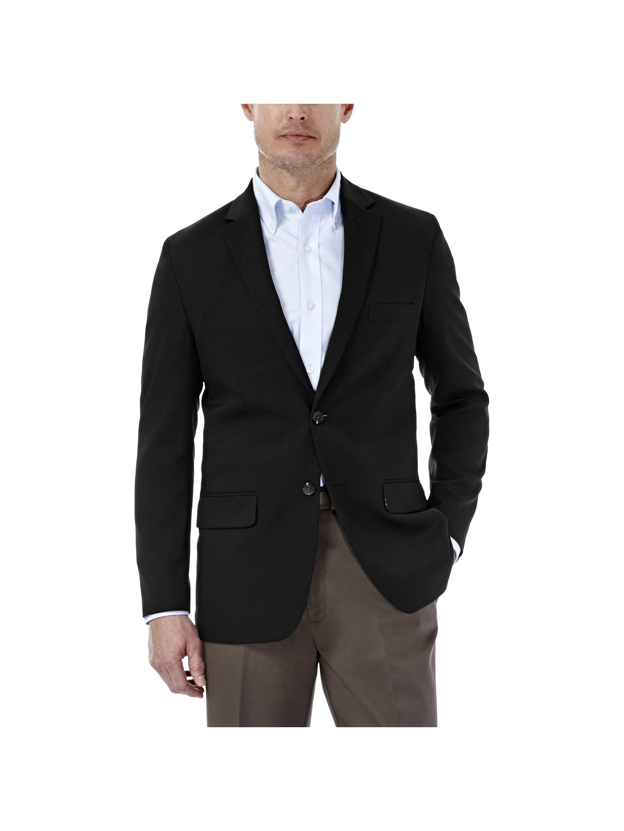 Men's In Motion Blazer Straight Fit HJ10338