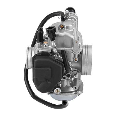 Yosoo Carburateur Carb pour Honda Big Red 250 Rancher 350 avec câble d'accélérateur, carburateur - image 4 de 7