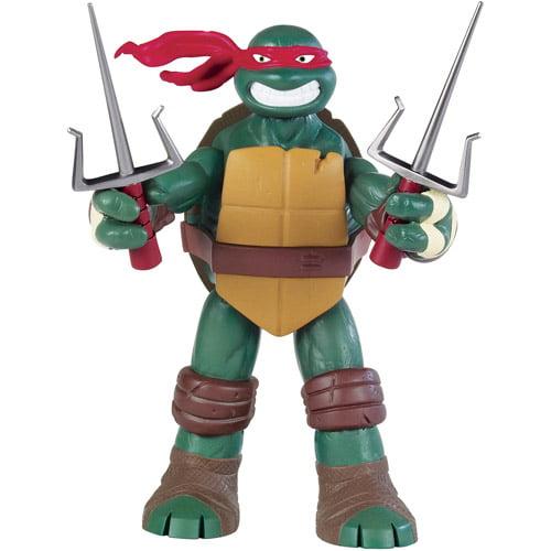 """Teenage Mutant Ninja Turtles Battle Shell Raphael 11"""" Action Figure"""