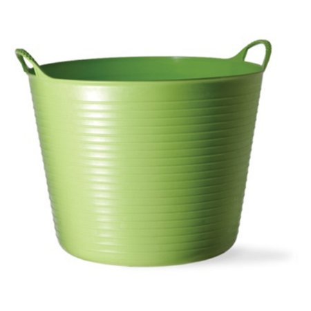 Tubtrugs 10 gal. Plastic Flexible Tub
