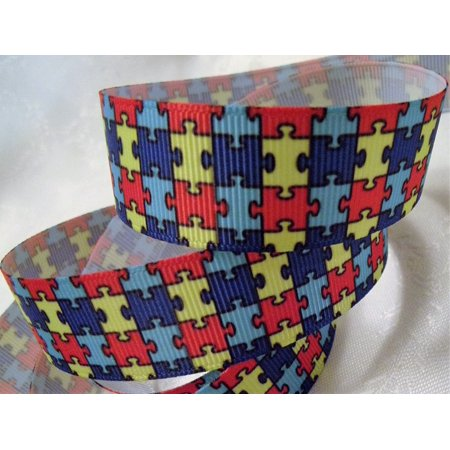 Autism Awareness Jigsaw Puzzle (5yd 7/8