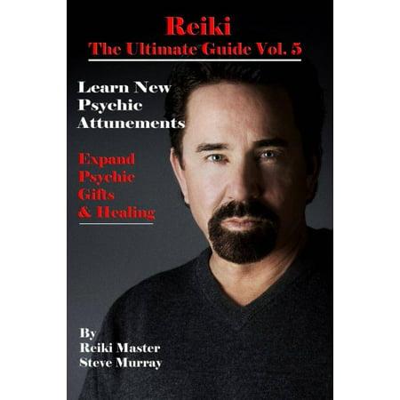 Reiki Universal Gift - Reiki the Ultimate Guide