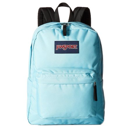 SUPERBREAK School Backpack BLUE TOPAZ - JS00T5010DC