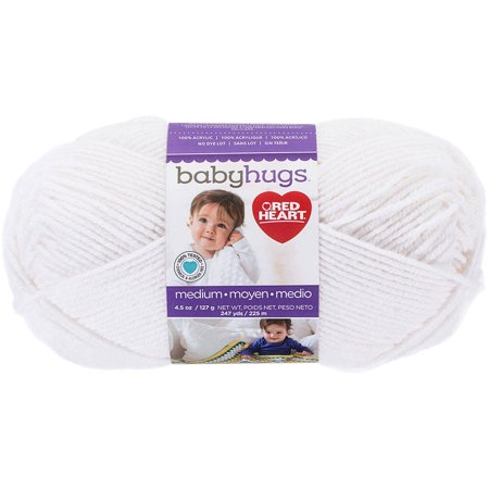 Red Heart Baby Hugs Medium (Red Heart Soft Baby Yarn)