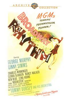 Broadway Rhythm (DVD) by Warner Bros. Digital Dist