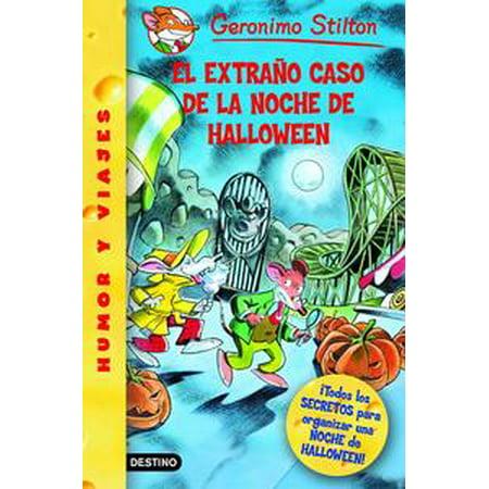 El extraño caso de la noche de Halloween - eBook - Decoracion De Halloween Para El Jardin