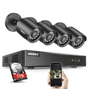 Best Dive Cameras - ANNKE 8CH 1080P Outdoor CCTV Video Home Security Review