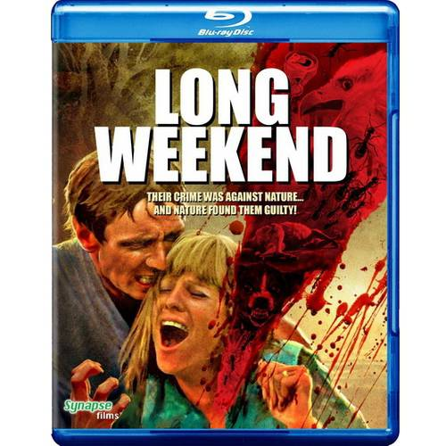 Long Weekend (Blu-ray) (Widescreen)