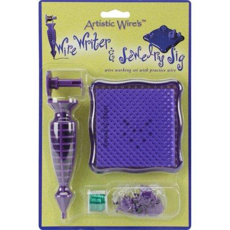 Beadalon Artistic Wire Writer & Jewelry Jig Kit