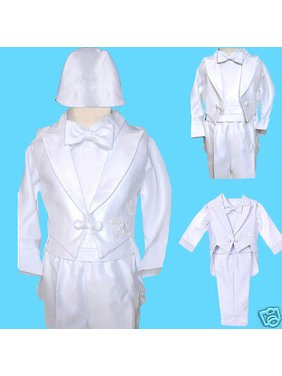 0bd97564b Product Image Baby Boy Communion Christening Baptism Outfit Suit size  XSSMLXL(0M-24M)