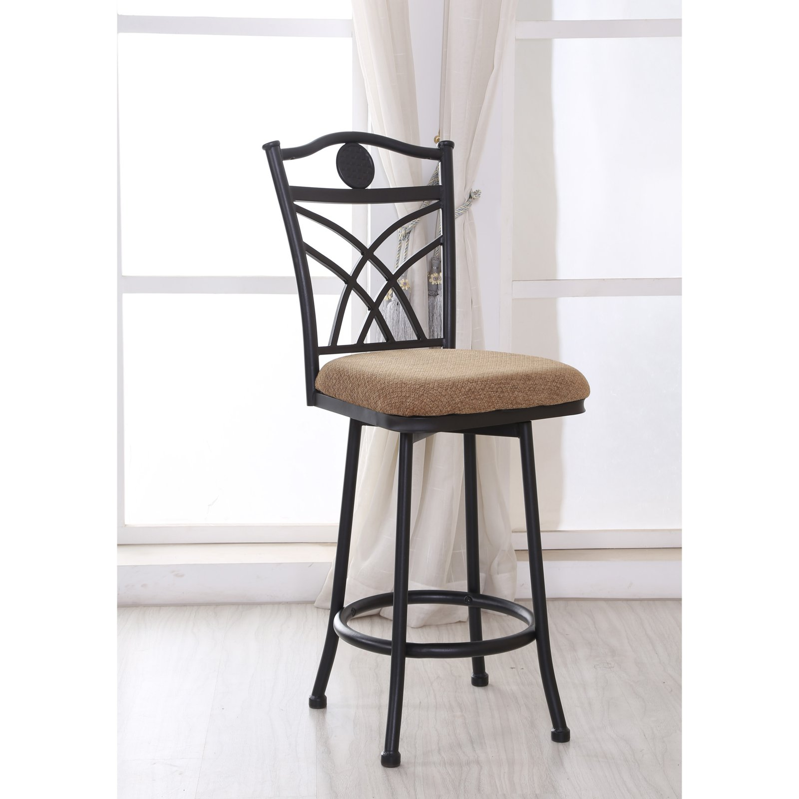 Hodedah Imports 24 in. Counter Stool
