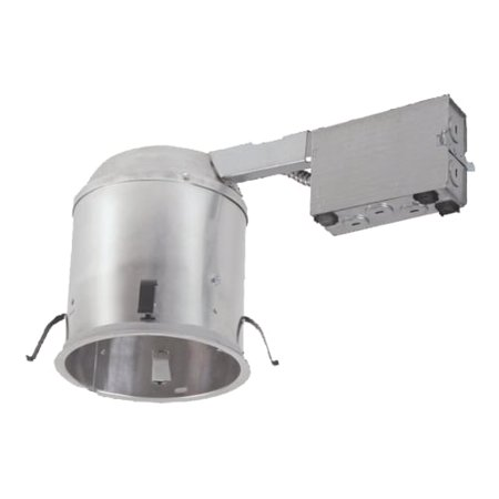 "Eaton Lighting H750RICAT Halo AIR-TITE Insulated Remodel Recessed Housing for 6"" Trim Size"