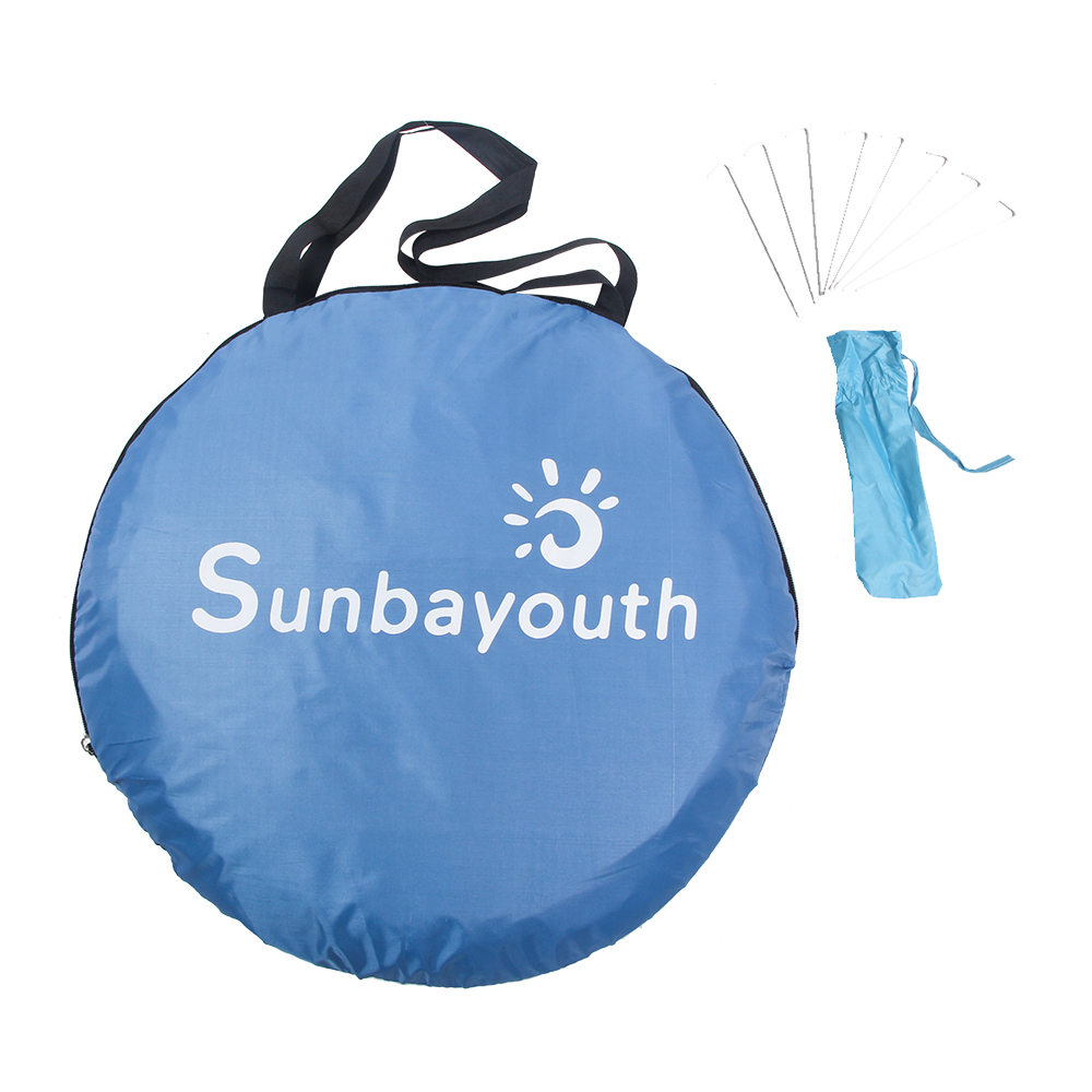 This button opens a dialog that displays additional images for this product with the option to zoom in or out.  sc 1 st  Walmart.com & Beach TentPop Up Tent Beach Umbrella Easy Up Beach Tents 90% UV ...