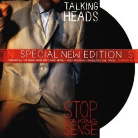 Talking Heads - Stop Making Sense - CD Talking Heads Deck