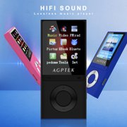 AGPtek Bluetooth MP3 Music Player Metal Body Loud Speaker Lossless MP3 FM Player for Kids and Adult