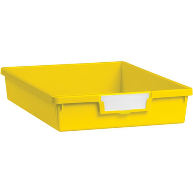 Certwood SW Single Depth Tray in Primary - Pack of 2