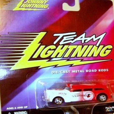 Johnny Lighting Team Lightning Alfred Hitchcocks' Vertigo