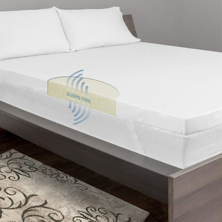 Dream Serenity 3 Quot Cool Breeze Memory Support Mattress