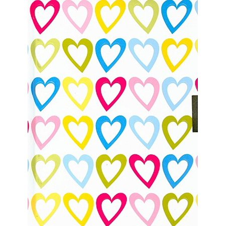 Italian Heart Journal (Hearts Locking Journal)