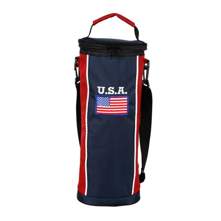 Powerbilt Golf USA 6 Can Cooler (Golf Bag With Built In Cooler)