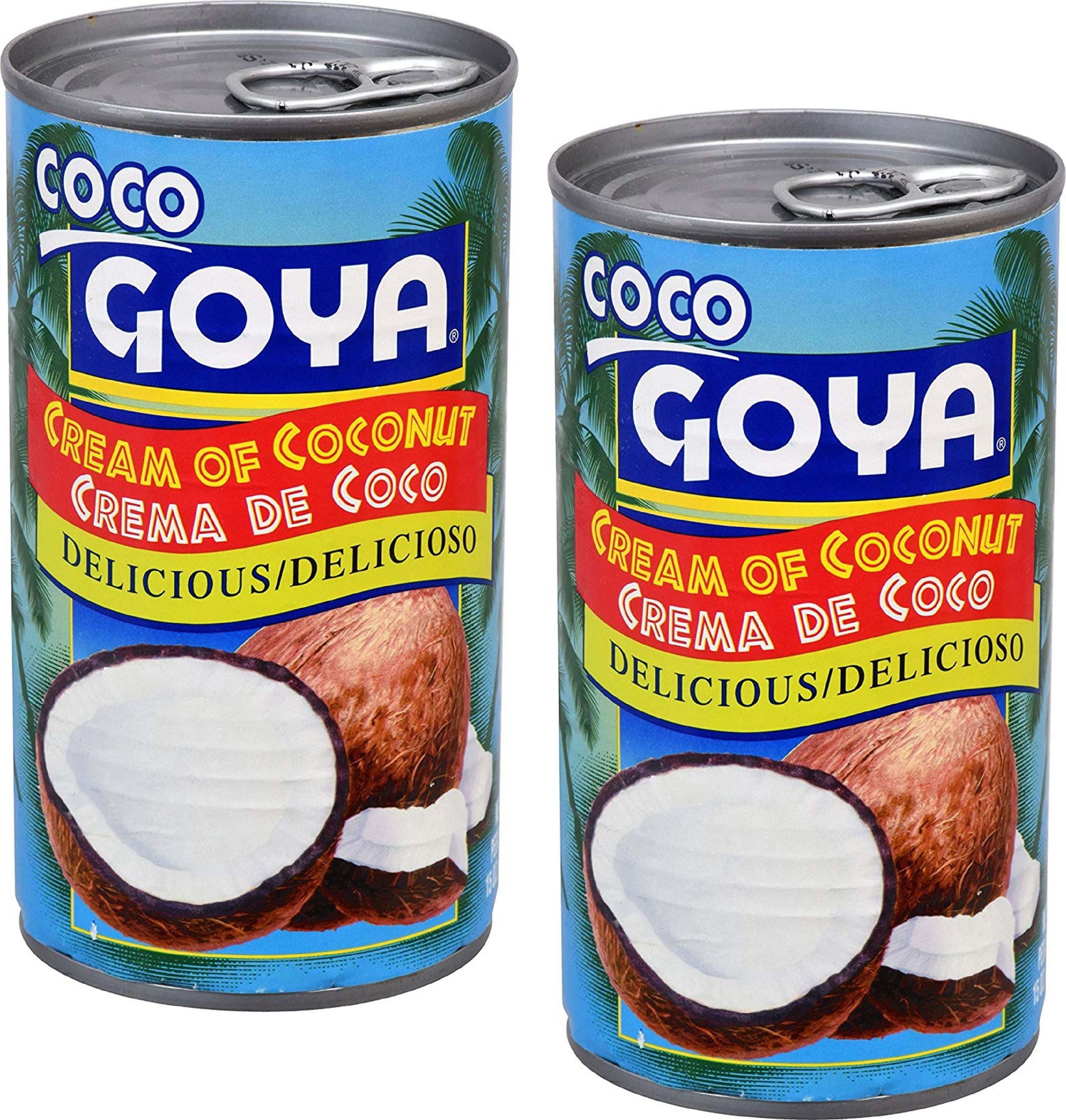crema de coco goya