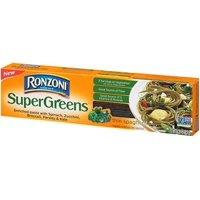 (4 Pack) Ronzoni Super Green Thin Spaghetti, 12 Oz